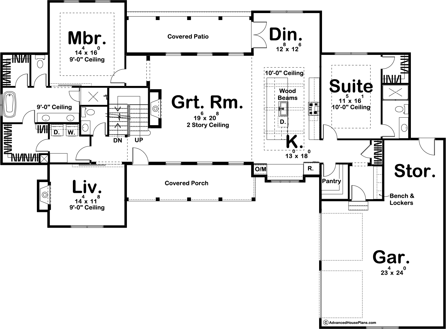 Two Master Bedrooms The Floor Plan Feature That Promises A Good Nights Sleep