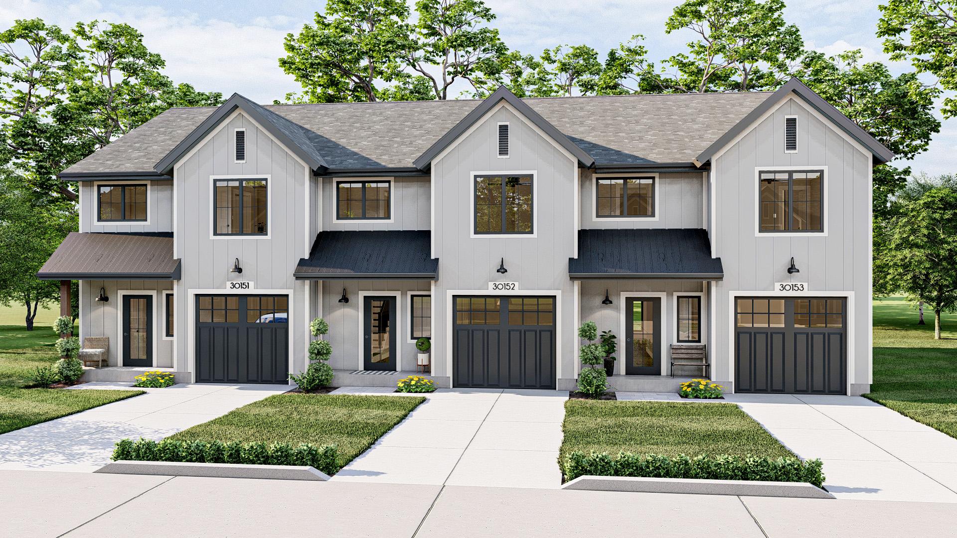 Watertown House Plan