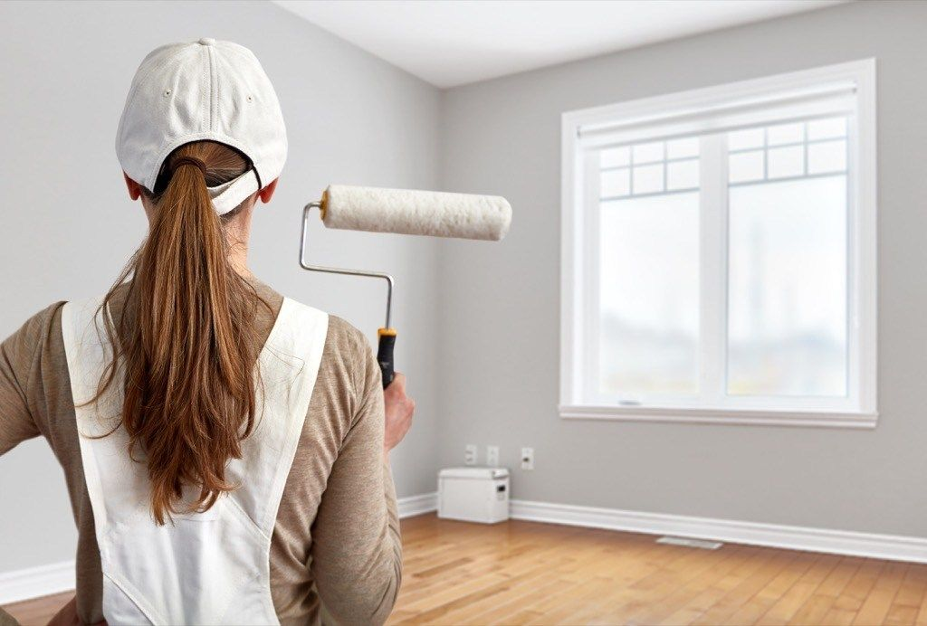 Painting Interior House