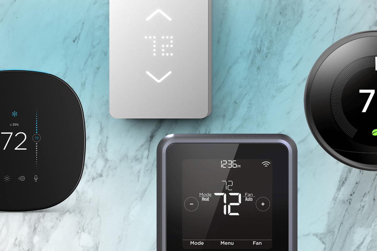 Smart Thermostat by TechHive